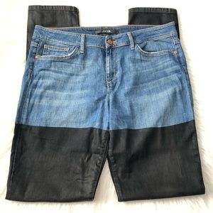Joe's Jeans The Skinny Two Tone Jeans Size 31